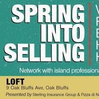 Spring Into Selling: Vineyard Real Estate Happy Hour