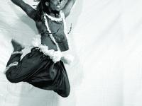 FREE Informal RPW Showing featuring West African Music & Dance Guest Artist Fara Tolno!!