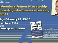 Shaping America's Future: 6 Leadership Lessons from High Performing Learning Communities