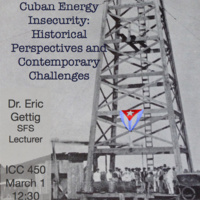 Cuban Energy Insecurity