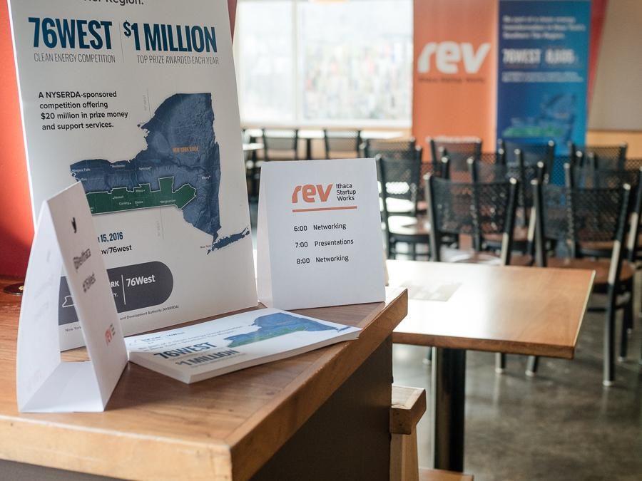 Networking@Rev: Clean Energy
