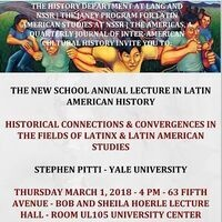 The New School Annual Lecture in Latin American History