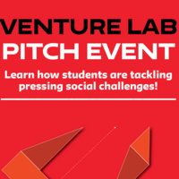 Venture Lab Pitch Event