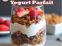 Yogurt Parfait Study Break