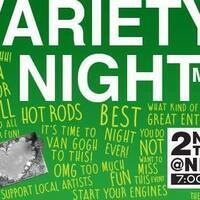 Variety Night: Game Night