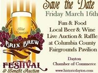 Blue Mountain Brix & Brew Festival @ Columbia County Fairgrounds