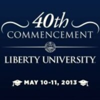 Liberty University Commencement Ceremony