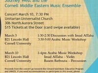 Arabic Music Workshop