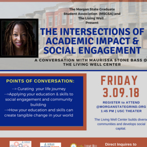 The Intersections of Academic Impact and Social Engagement
