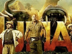 Flicks on the Bricks present Jumanji: Welcome to the Jungle (PG-13)
