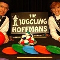 Juggling Rocks with the Hoffmans