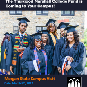 Thurgood Marshall College Fund Information Session