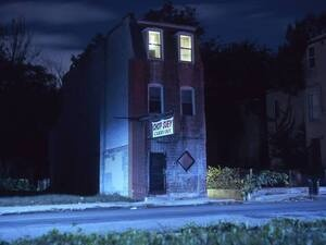 Still: Baltimore at Night