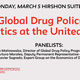 Global Drug Policy and Politics at the United Nations