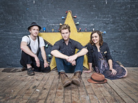 WTMD Welcomes The Lumineers at Merriweather Post Pavilion!