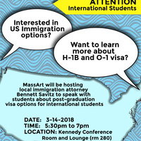 U.S. Immigration Options for International Students