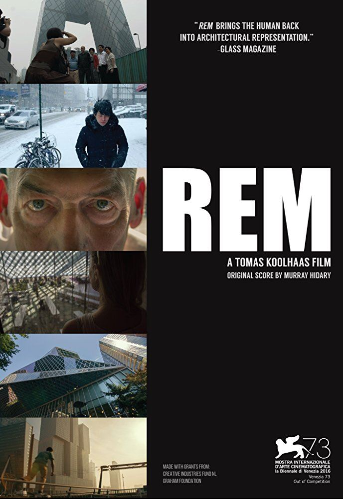 REM: A Film Screening and Q & A with director, Tomas Koolhaas