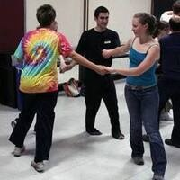 Klezmer Contra Dance/Beginner's Night. Live music!