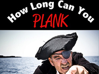 How Long Can you PLANK!?