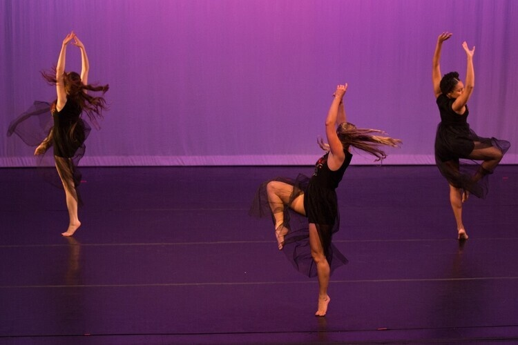 A Dance Concert featuring the Continuum Dance Company  at SPAC South Performing Arts Center