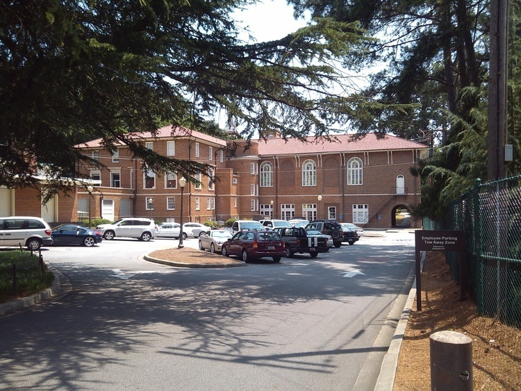 Closure of Mell Hall Parking Lot