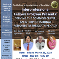 Serving the Common Client: An Interprofessional Response to the Death Penalty