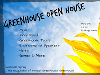 Greenhouse Open House