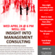 Insight Into Management Consulting