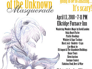 Mysteries of the Unknown Masquerade
