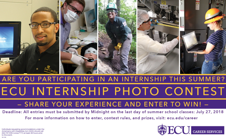 Summer Internship Photo Contest
