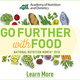 Go Further with Food! Celebrate Healthy Eating with Dietetic Technology Students!