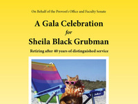 Gala Celebration: Sheila Black Grubman