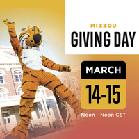 Mizzou Giving Day - Support Mizzou Ed