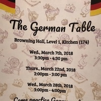 The German Table