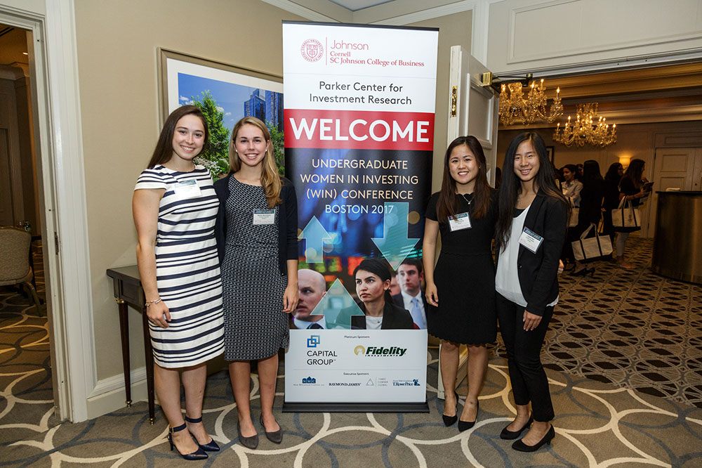 2018 Undergraduate Women in Investing Conference