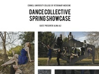 2nd Annual CUCVM Annual Dance Collective Spring Showcase