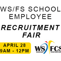 Winston-Salem/Forsyth County Schools Recruitment Fair