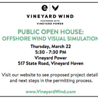 Public Open House: Offshore Wind Visual Simulation