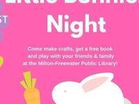 Little Bunnies Night @ Milton-Freewater Public Library