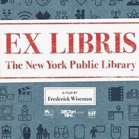 """National Library Week screening of Frederick Wiseman's """"EX LIBRIS - The New York Public Library"""""""