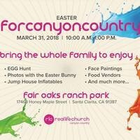 Easter #forcanyoncountry