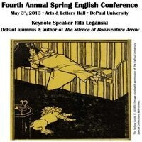 4th Annual DePaul Spring English Conference