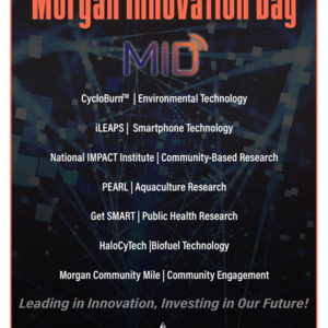 'Morgan Innovation Day' in Annapolis