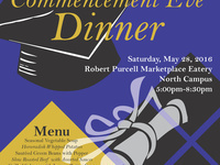 Commencement Eve Dinner