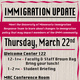 Immigration Response Team Update for students