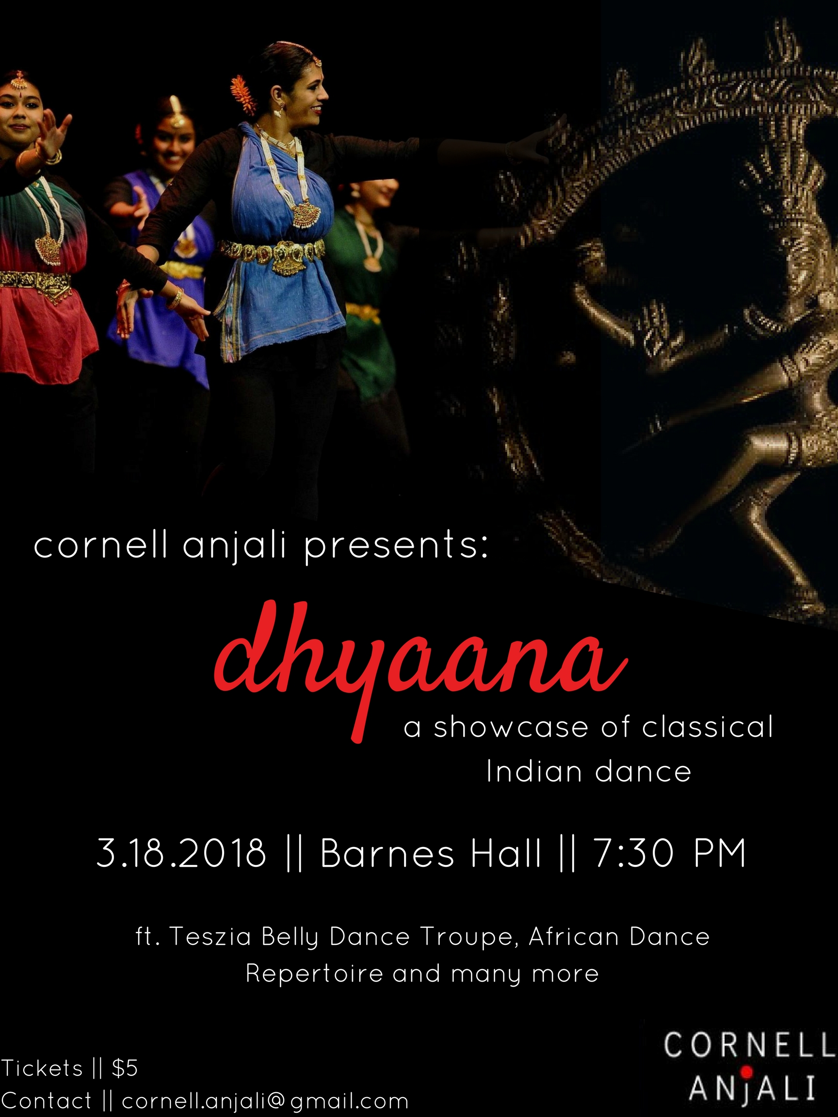 Dhyaana: A Showcase of Classical Indian Dance