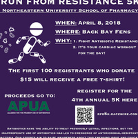 Run From Resistance 5K