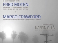 Fred Moten & Margo Crawford in Conversation