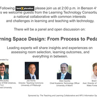 Learning Space Design: From Process to Pedagogy
