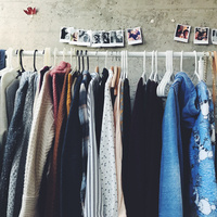 Pop-up Thrift Shop - 13 Days of Green